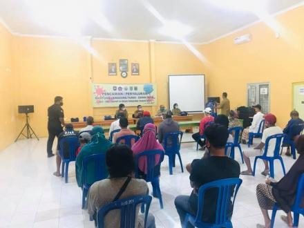 Pencairan/Penyaluran Bantuan Langsung Tunai Dana Desa (BLT-DD) Tahap III